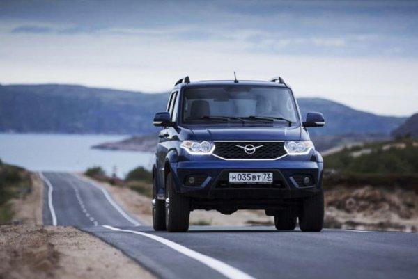 Так ли плох УАЗ «Патриот»? Блогер критично осмотрел авто после 35 тыс км пробега