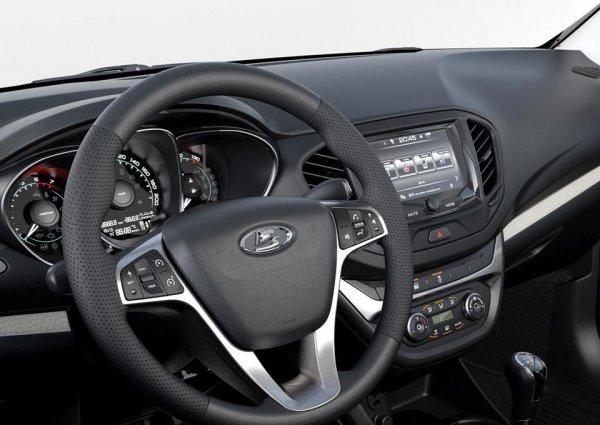 Автоблогер: «Заменить руль на LADA Vesta – очень просто»