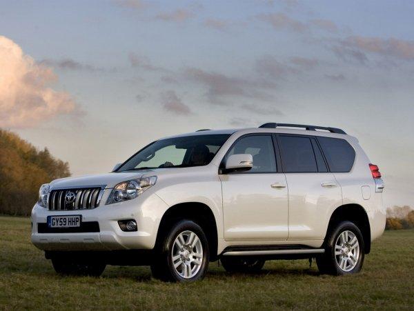 «Везде всё сухо»: Куда девается антифриз в Toyota Land Cruiser Prado, рассказали в сети