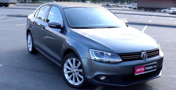 C-класс по цене Granta? Блогер показал «идеальный» Volkswagen Jetta с пробегом за 100 000 км