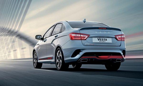 Знал, на что шёл: Владелец LADA Vesta Sport подвёл итоги после 10 000 км пробега