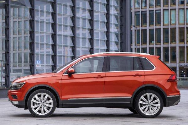 «Легко объедет новый BMW X6 M»: Блогер протестировал «скромный» Volkswagen Tiguan II