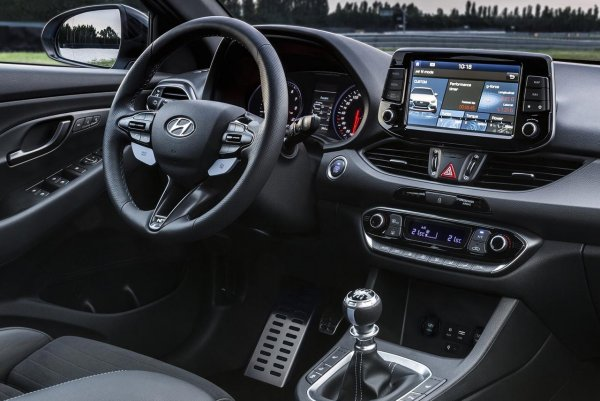 «Шприц с адреналином на четырех колесах»: Новый Hyundai i30 N впечатлил обзорщиков