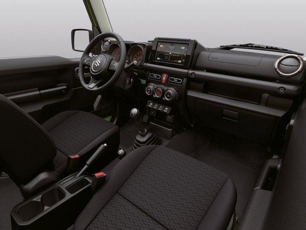 Долгожданный малыш «Джимни»: Чем новый Suzuki Jimny порадует россиян?