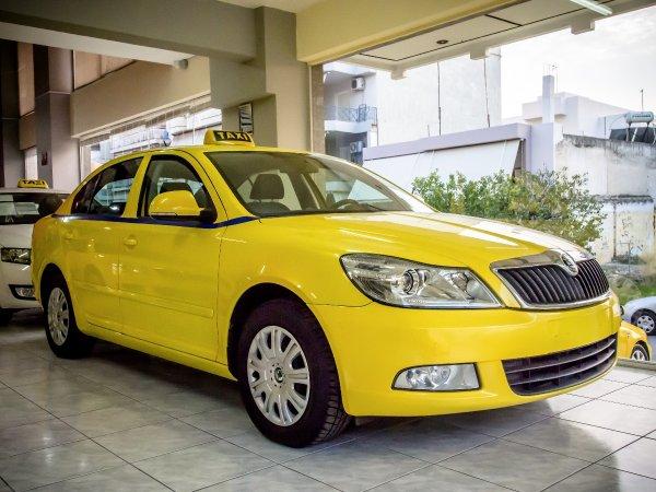 Skoda Octavia в раскат: Блогер рассказал как и в каком состоянии можно получить машину из-под такси