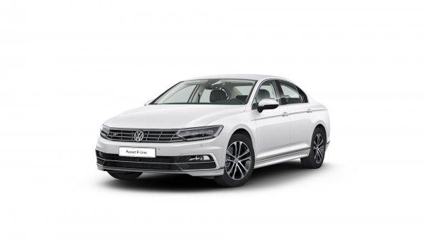 Эксперт протестировал Volkswagen Passat B8: «Бушующий штиль»
