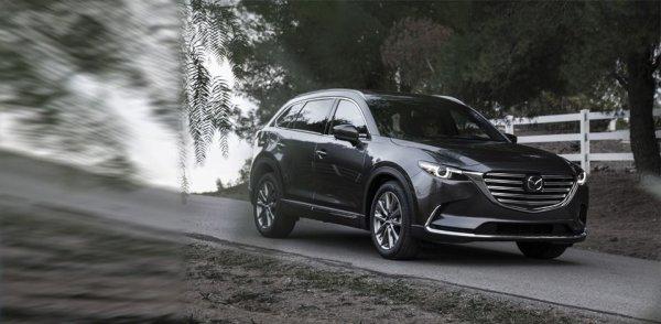 VW Teramont, Mazda CX-9 и Chevrolet Traverse сравнились с гонке: Битва трех титанов