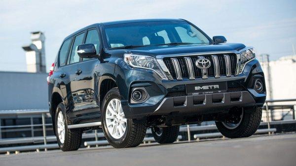 «Даешь газу, а скорость не подымается»: Что «душит» Toyota Land Cruiser Prado 150?