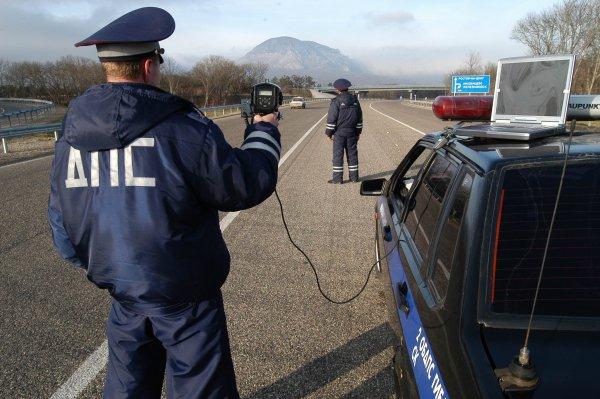 Самая «отбитая» магистраль России: Блогер пожаловался на «бепределящих» гаишников с М4 «Дон»