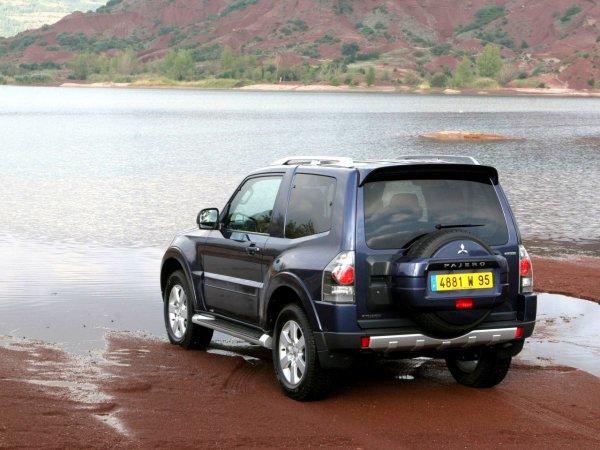 20 лет удовольствия: Водитель рассказал о прелестях владения старым Mitsubishi Pajero