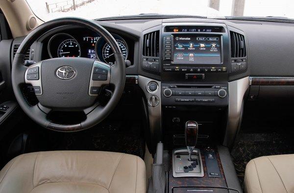 «Все это морально устарело»: Блогеры оценили рестайлинг Toyota Land Cruiser 200
