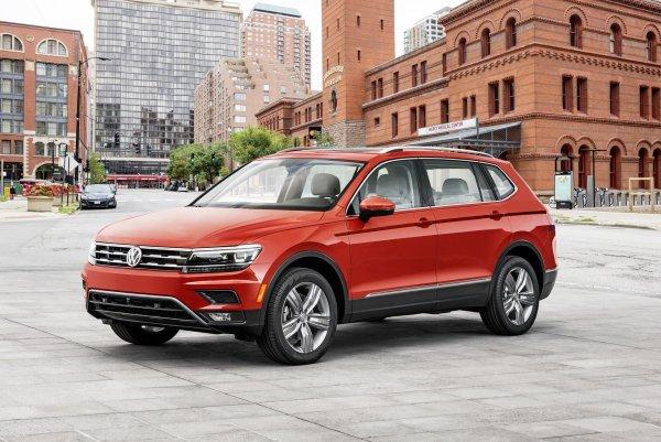 Минусы VW Tiguan или ТОП-5 причин отказаться от покупки немецкого кроссовера