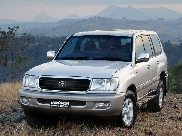 Что нужно знать перед покупкой Toyota Land Cruiser 100