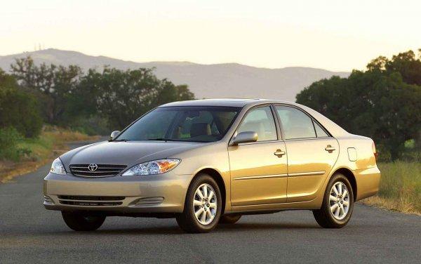 Класс ниже, размер – больше. Чем хороша и плоха Toyota Camry XV30 – эксперт