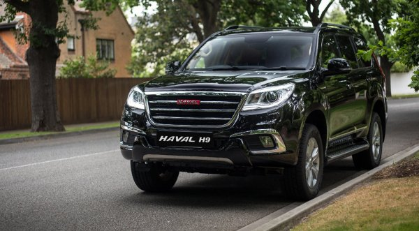 На шаг ближе к TLC Prado: Обзорщик откровенно рассказал про обновленный Haval H9