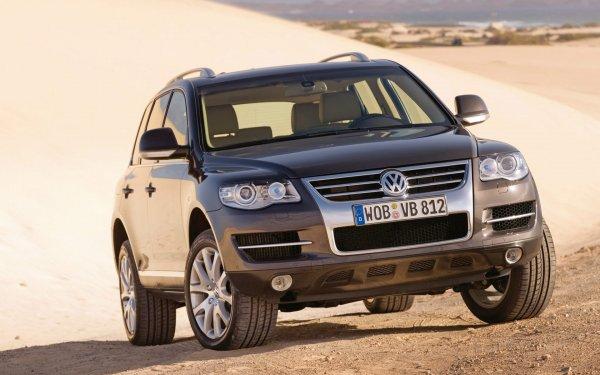 «Прёт, но недостаточно»: Обзорщик сравнил два «турбодизеля» Volkswagen Touareg