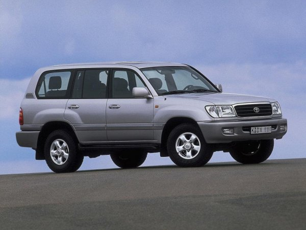 Купил «Крузак» с 400 000 км пробега: Водитель рассказал о состоянии 20-летнего Toyota Land Cruiser