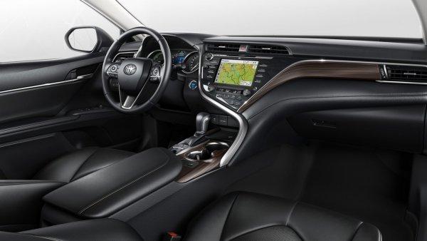 «Волга наших дней»: Чем плоха и хороша новая Toyota Camry – блогер