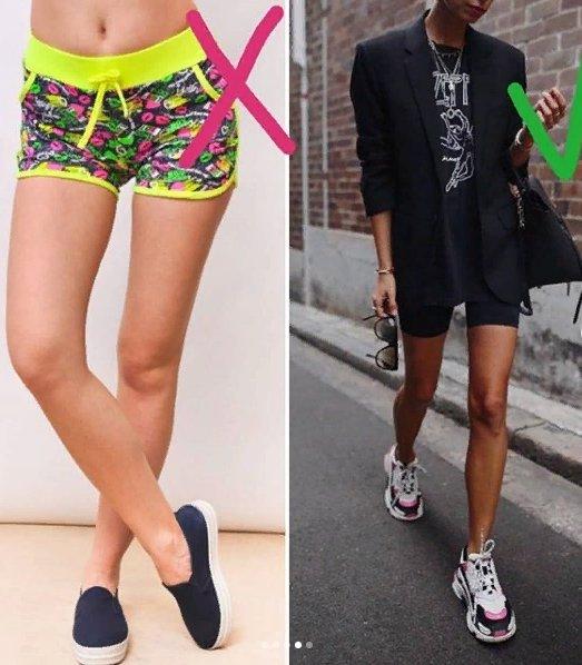 На помойку! 3 модели шорт, которые сделают из любой женщины пугало