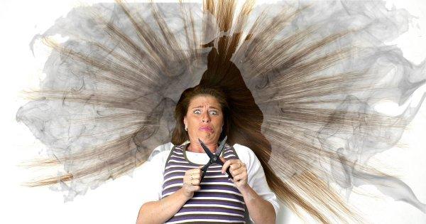 Волосы дыбом: Процедура ботокса с формальдегидом приводит к облысению