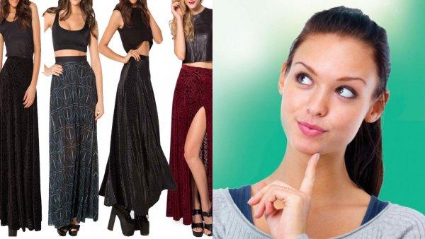 Скорая «модная» помощь: 7 способов реанимировать образ с юбкой «макси»