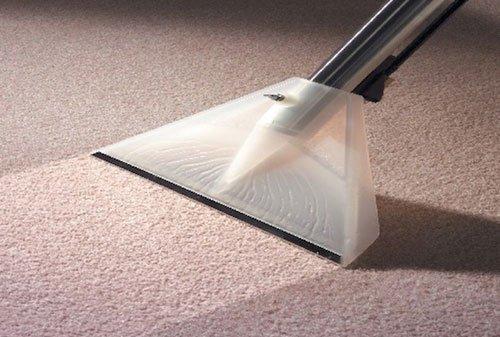 Безопасная химчистка ковров