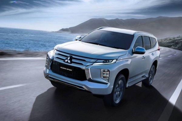 Прямой конкурент «Прадо»: В Сети появился обзор обновленного Mitsubishi Pajero Sport