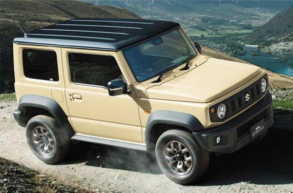 «УАЗ и Нива отдыхают»: Внедорожным обзором нового Suzuki Jimny поделились в сети