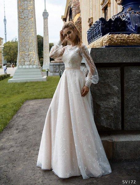 Свадебный наряд с длинными рукавами: какие нюансы стоит помнить невесте