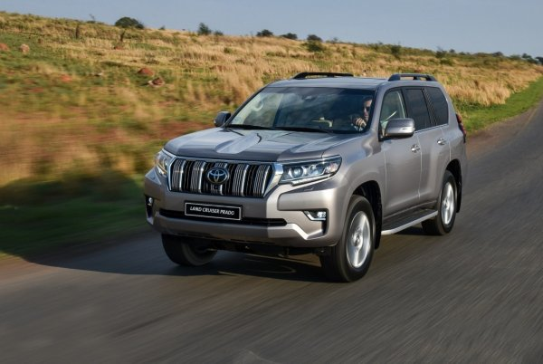 «Самый дохлый дизель»: Владельцы откровенно высказались о минусах Toyota Land Cruiser Prado 2.8
