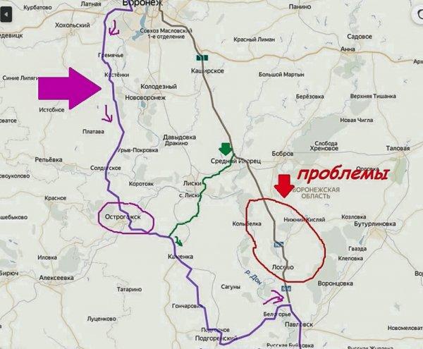 Как избежать пробки в Лосево на М4 «Дон»: Блогер показал два варианта объезда