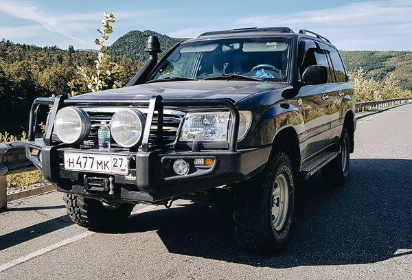 «Владение Крузаком требует изучать матчасть»: Владелец Toyota Land Cruiser 105 поделился опытом эксплуатации