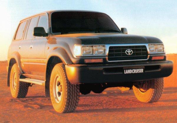«Кто еще до такого додумается?»: Блогера ошарашил Toyota Land Cruiser 80 с «алкогольным секретом»