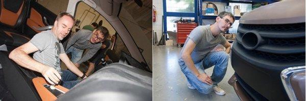 «АвтоВАЗ» сделал макет LADA Vesta FL. Первые фото появились в сети