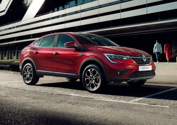 «За такие деньги можно ВАГ взять в хорошей комплектации»: Самые жесткие недостатках Renault Arkana назвала блогер