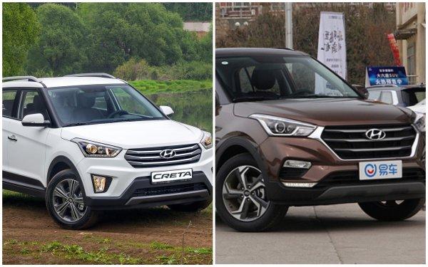 Creta Rock Edition: Россия получила спецверсию Hyundai Creta