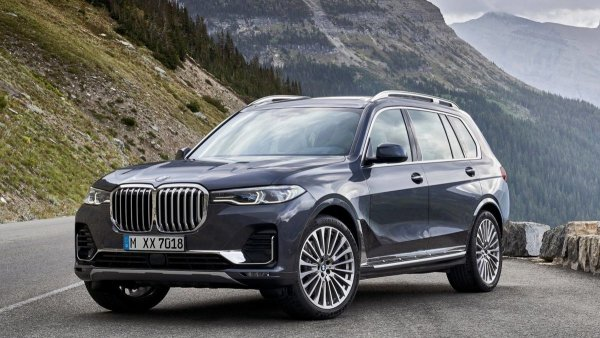 «Немец» даже от езды по городу разваливается: Почему вместо BMW X7 лучше взять «люксовый» TLC 200