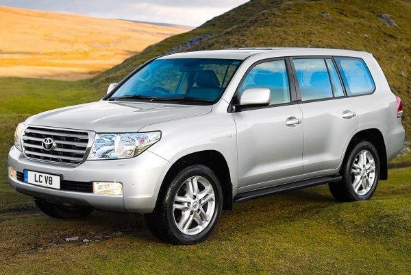 Toyota Land Cruiser возглавил ТОП-10 автомобилей, с которыми не хотят прощаться их владельцы