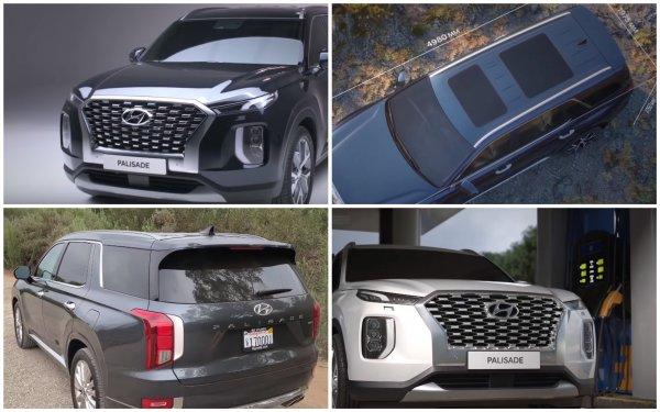 Купить на старте продаж: Экспертов поразил самый красивый внедорожник – Hyundai Palisade