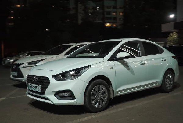 «Я угоню ее с помощью ножниц»: Эксперты рассказали, как угоняют «азиатов» на примере Hyundai Solaris
