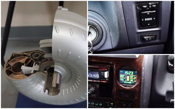 «Инженеры не дураки»: Блогер рассказал лайфхак с экономией топлива для Toyota Land Cruiser Prado 95