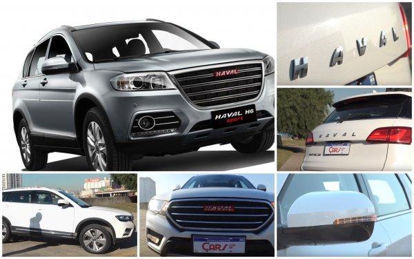 Предрассудки о китайских машинах разрушены: Блогер провёл тест-драйв Haval H6
