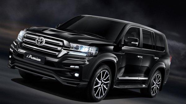 «Есть на что посмотреть»: Блогер раскрыл особенности Toyota Land Cruiser 200 2019 года