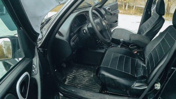 «Этот автомобиль – один сплошной геморрой»: Блогера неприятно удивила Chevrolet Niva с пробегом