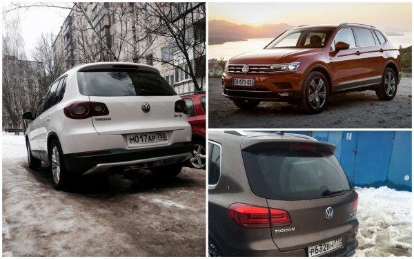 «Да это переплата в 60 тысяч!» – Реакция россиян на новый Volkswagen Tiguan Winter Edition