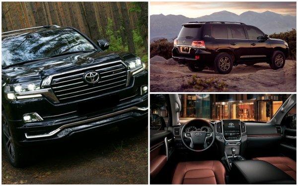 Чего ждать от обновлённого Toyota Land Cruiser 200 2020 модельного года