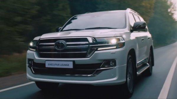 «Нас не угонят»: Эксперт рассказал, чего ожидать от обновленного Toyota Land Cruiser 200