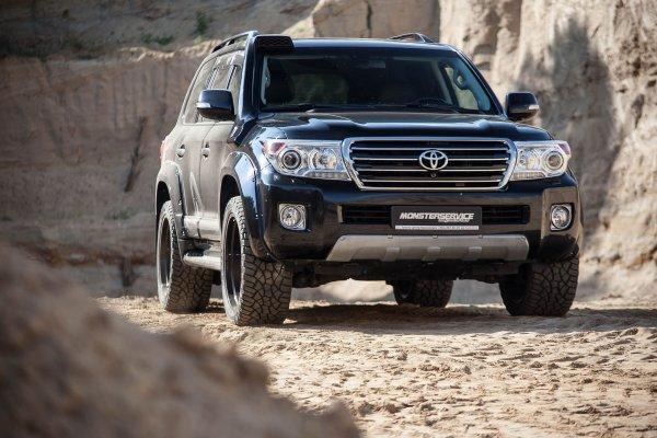 «Поломки и болячки? А это что?»: Как Toyota Land Cruiser 200 перенёс 266 000 км – владелец