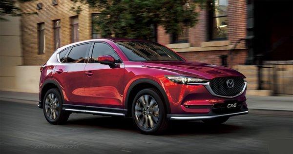 «Почему нельзя было сделать, как на старой?»: Блогер рассказал, что ему не понравилось в обновлённой Mazda CX-5 2019 года