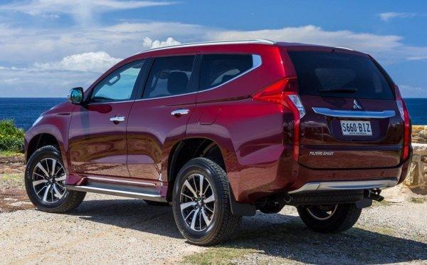 «Последний из Могикан»: Mitsubishi Pajero Sport назвали представителем «вымирающего племени»
